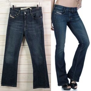 Diesel Jeans Vintage Bootcut Made in Italy Size 29